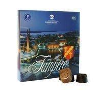 224g Tampere vaakuna suklaalajitelma