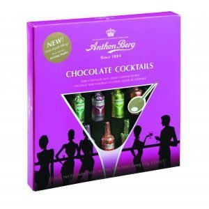 Anthon Berg Chocolate Cocktails 320 G Liköörikonvehtirasia