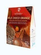 Appelsiini suklaanappi 90g
