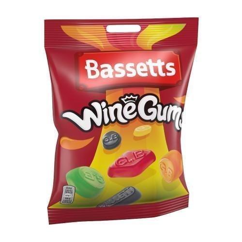 Bassett's Winegums 190g