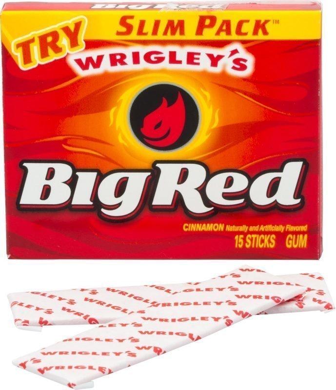 Big Red -purukumi