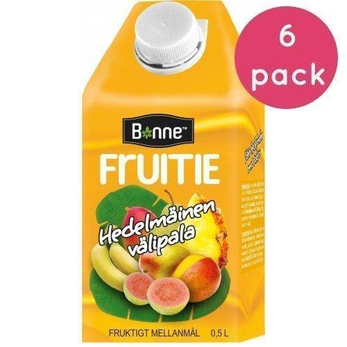 Bonne Fruitie Hedelmäinen 6 x 0