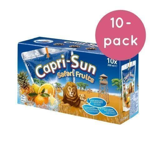 Capri-Sun Safari 10-pack