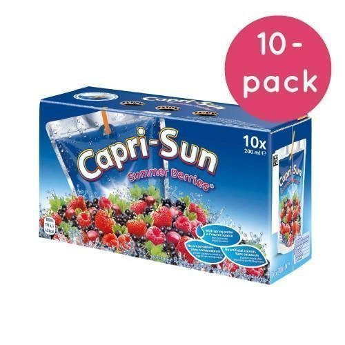 Capri-Sun Summerberries 10-pack