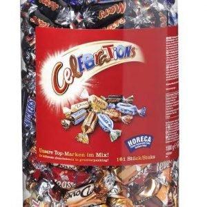 Celebrations Chokoladeblanding 1