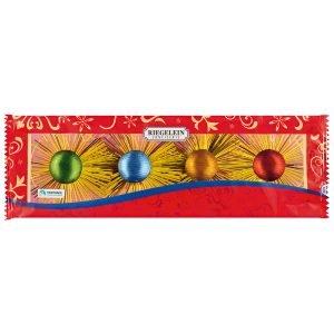 Chokolade Julestjerner Fra Riegelein Confiserie 4er 40 G