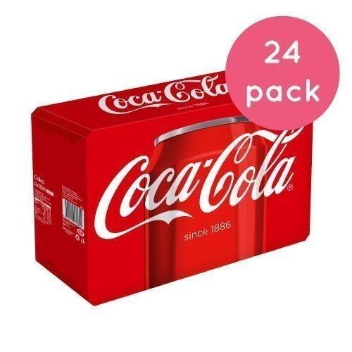 Coca-Cola 24 x 33cl