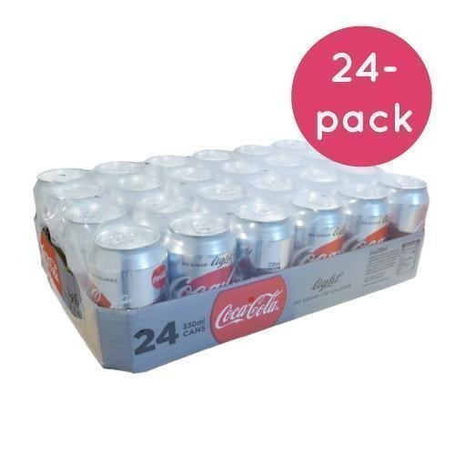 Coca-Cola Light 24 x 33cl