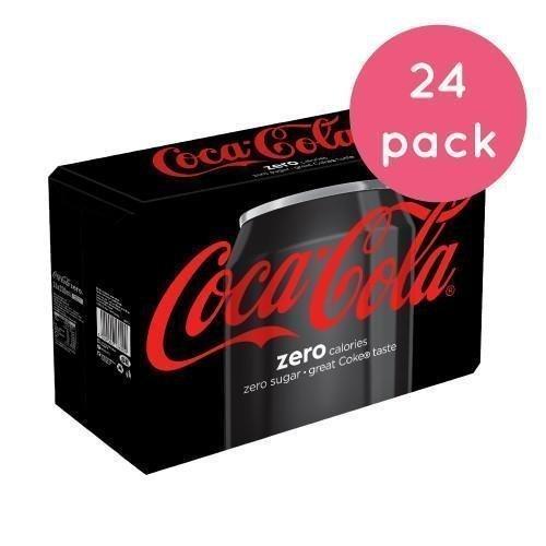 Coca-Cola Zero 24 x 33ml