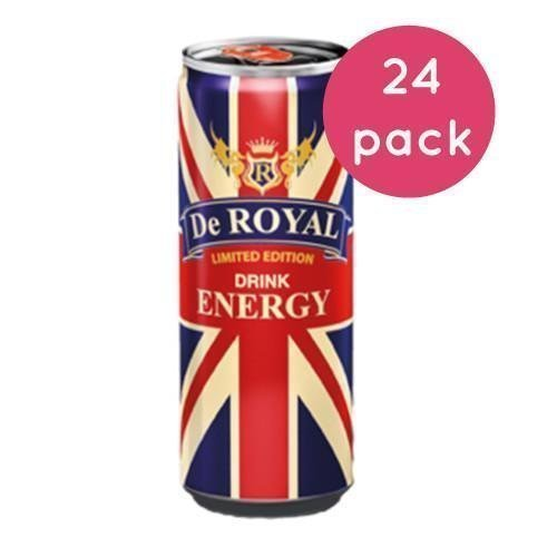 De Royal Energiajuoma 24-pack