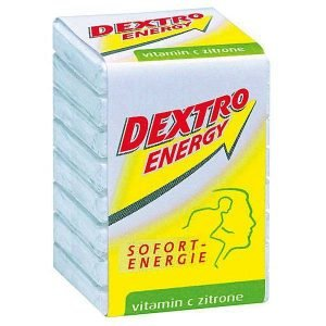Dextro Energy Lemon Med C-Vitamin 46 G