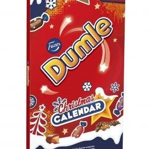 Dumle 210 G Joulukalenteri
