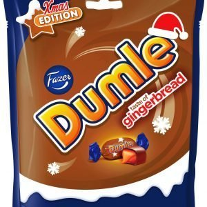 Dumle Gingerbread 220 G Makeispussi