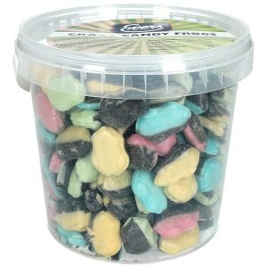 Evers Crazy Candy Frogs 900 G