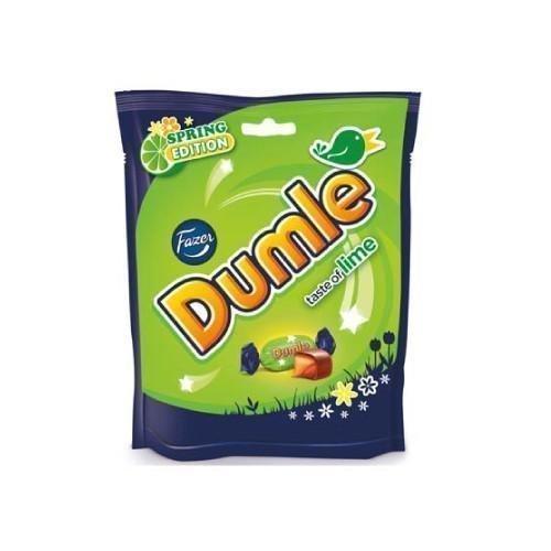 Fazer Dumle Lime Spring 220g