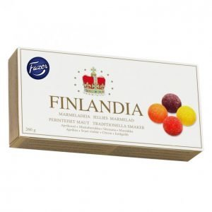 Fazer Marmeladi 260 G Finlandia