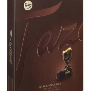 Fazer One Twist 170 G  Tumma Suklaamakeisia