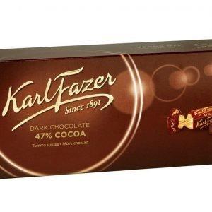 Fazer Tumma Suklaa 47% Cocoa 320 G Suklaakonvehtirasia