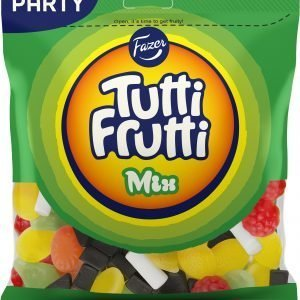 Fazer Tutti Frutti Mix Party 350 G Makeisekoitus