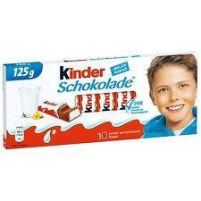 Ferrero Kinder Chocolate 125 G