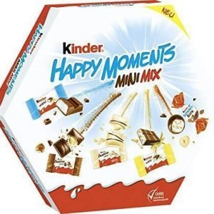 Ferrero Kinder Happy Moments Mini Mix 162 G