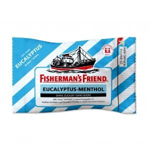 Fisherman's Friend Eucalyptus 25 G