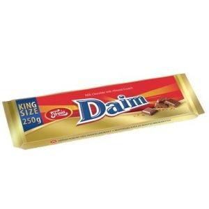 Freia Daim Chokolade Plade 250 G