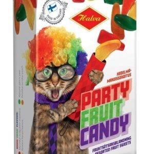 Halva Party Fruit Candy 215g
