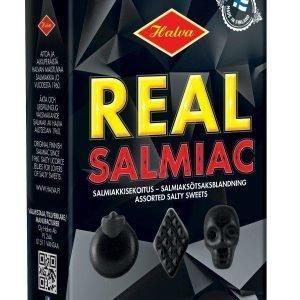 Halva Real Salmiac 230g
