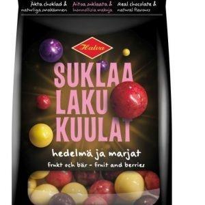 Halva SuklaaLakuKuulat Hedelmä & Marja 140g