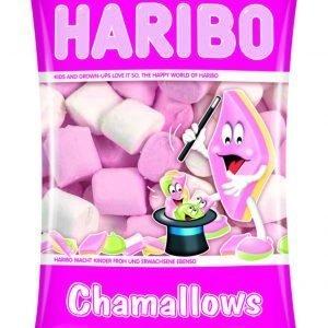 Haribo Chamallows 250 G Vaahtokarkki