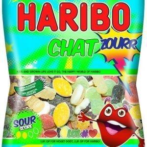 Haribo Chat Zourr 135 G Makeissekoitus