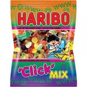 Haribo Click Mix 325 G (3 For 50)