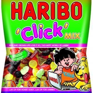 Haribo Click Mix 80 G Makeispussi