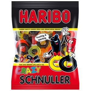 Haribo Crazy Schnuller 1 Kg