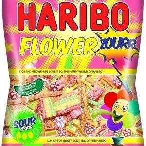 Haribo Flower Zourr 125 G Makeispussi