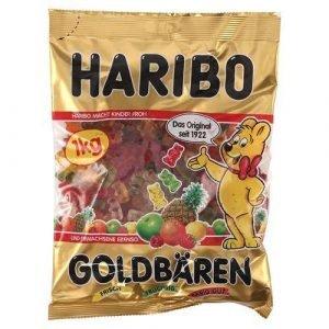 Haribo Guldbjørne 1kg