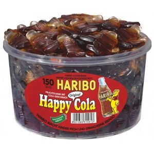 Haribo Happy Cola 1