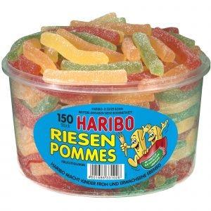 Haribo Kæmpe Pommes 1200 G