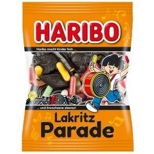 Haribo Lakrids Parade 200 G