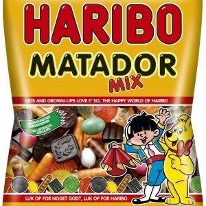 Haribo Matador Mix 80 G Makeissekoitus
