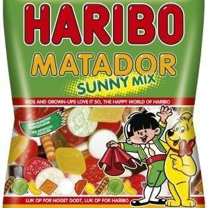 Haribo Matador Sunny Mix 270 G Makeissekoitus