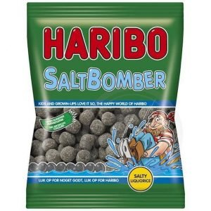 Haribo Saltbomber 325 G