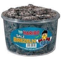 Haribo Saltkringler 150 Stk.