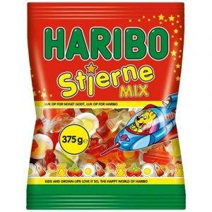 Haribo Stjerne Mix Berry 375g