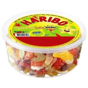 Haribo Stjerne Mix Kirpeä 900 G
