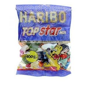 Haribo Top Star Mix 400 G