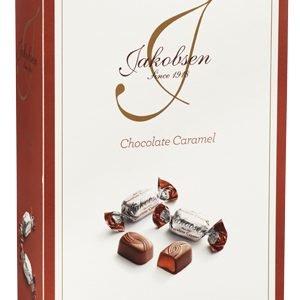 Jakobsen Chocolate Caramels 140 G