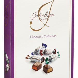 Jakobsen Chocolate Collection 140 G