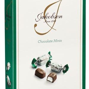 Jakobsen Chocolate Mints 140 G